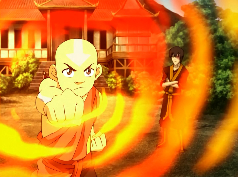 Avatar: The Last Airbender Collection - Vuur