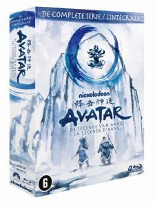 Avatar: The Last Airbender Collection - packshot