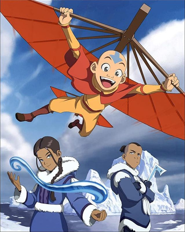 Avatar: The Last Airbender collection - promo artwork