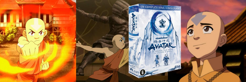 Avatar: The Last Airbender collection recensie - Modern Myths