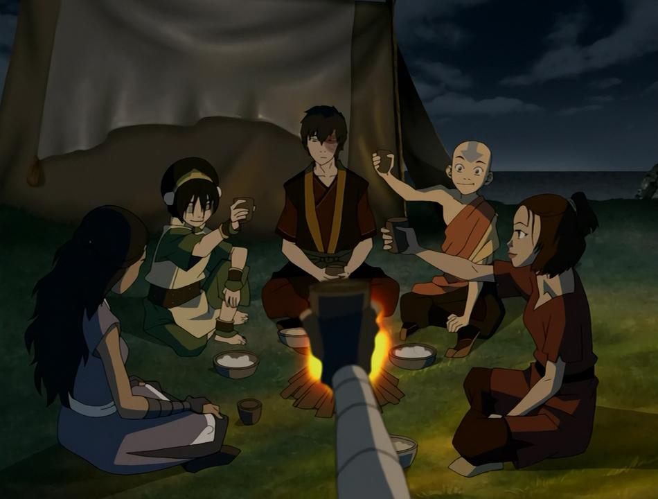 Avatar: The Last Airbender collection - vriendschap