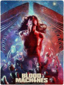 Blood Machines recensie - poster