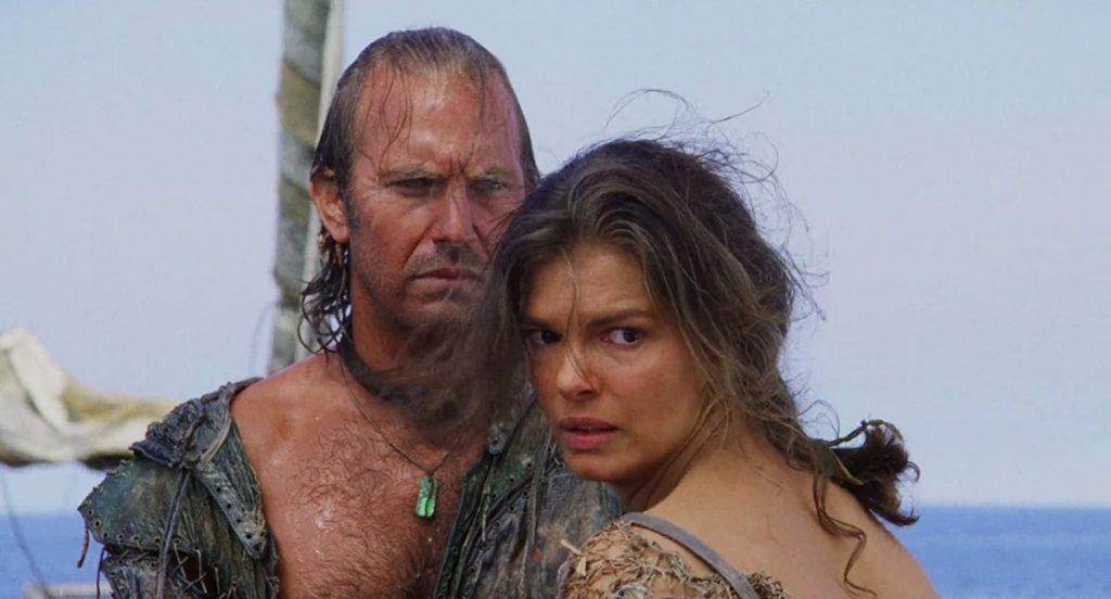 Kevin Costner en Jeanne Tripplehorn
