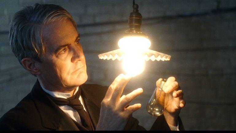 Kyle MacLachlan als Thomas Edison