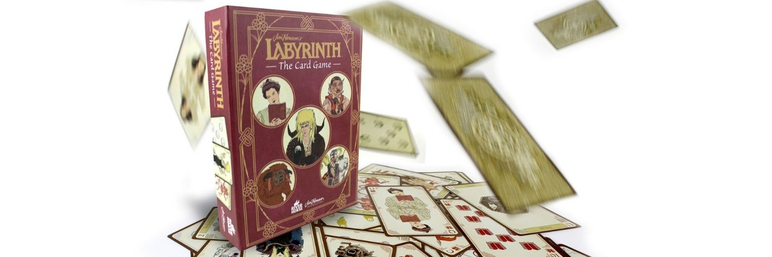 Labyrinth The Card Game recensie - Modern Myths
