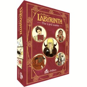 Labyrinth kaartspel - packshot