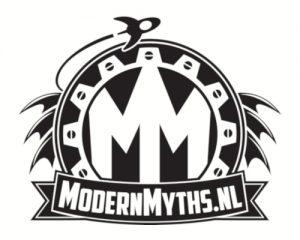 Modern Myths logo - homepage