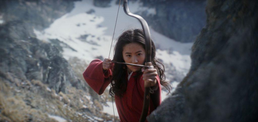 Mulan recensie - Yifei Liu