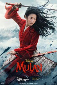 Mulan recensie - poster