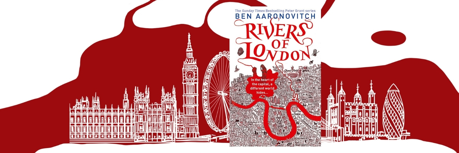 Rivers of London serie - Modern Myths