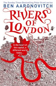 Rivers of London serie - cover