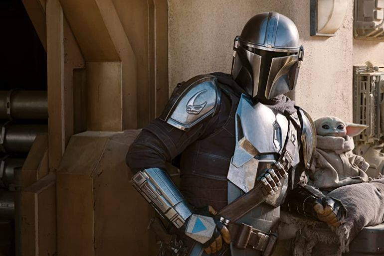 Modern Myths Nieuws 2020: Week 34 - 37: The Mandalorian seizoen 2