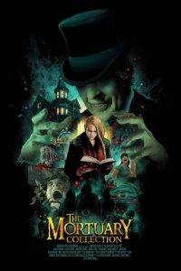 The Mortuary Collection recensie - Poster