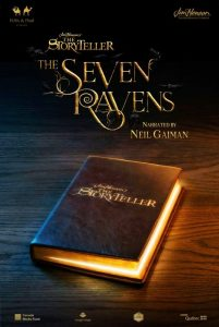 Modern Myths Nieuws 2020: Week 34 - 37: The StoryTeller: The Seven Ravens