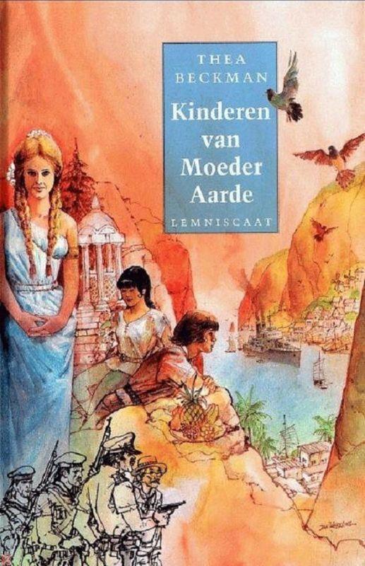 Top 5 Hoopgevende sciencefiction boeken - Kinderen van Moeder Aarde - Thea Beckman