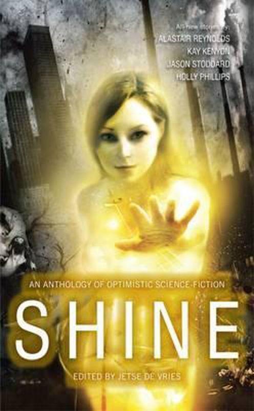 Top 5 Hoopgevende sciencefiction boeken - Shine - Jetse de Vries