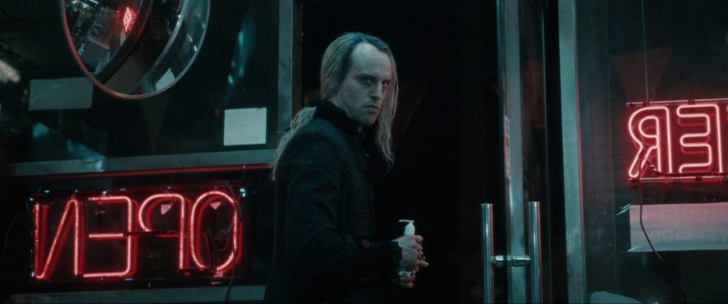 Adam David Thompson als vampier