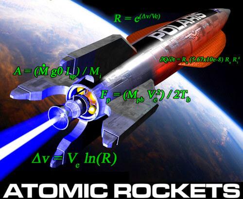 Atomic Rockets logo