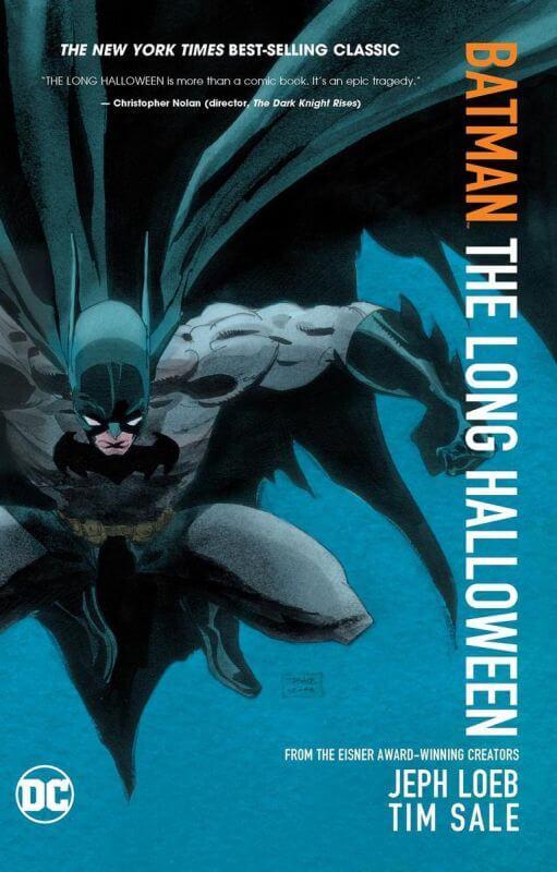 Halloween 2020 tips voor thuis - Batman: The Long Halloween