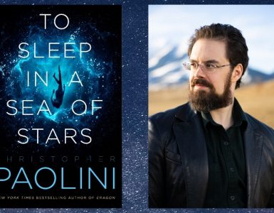 Christopher Paolini interview - Modern Myths ENG