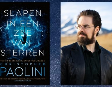 Christopher Paolini interview - Modern Myths NL