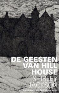 De Geesten van Hill House - cover