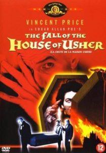 House of Usher - poster