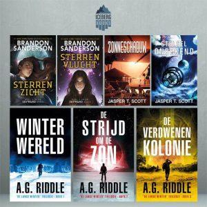 Modern Myths Nieuws 2020: Week 38 – 41 - Iceberg Books