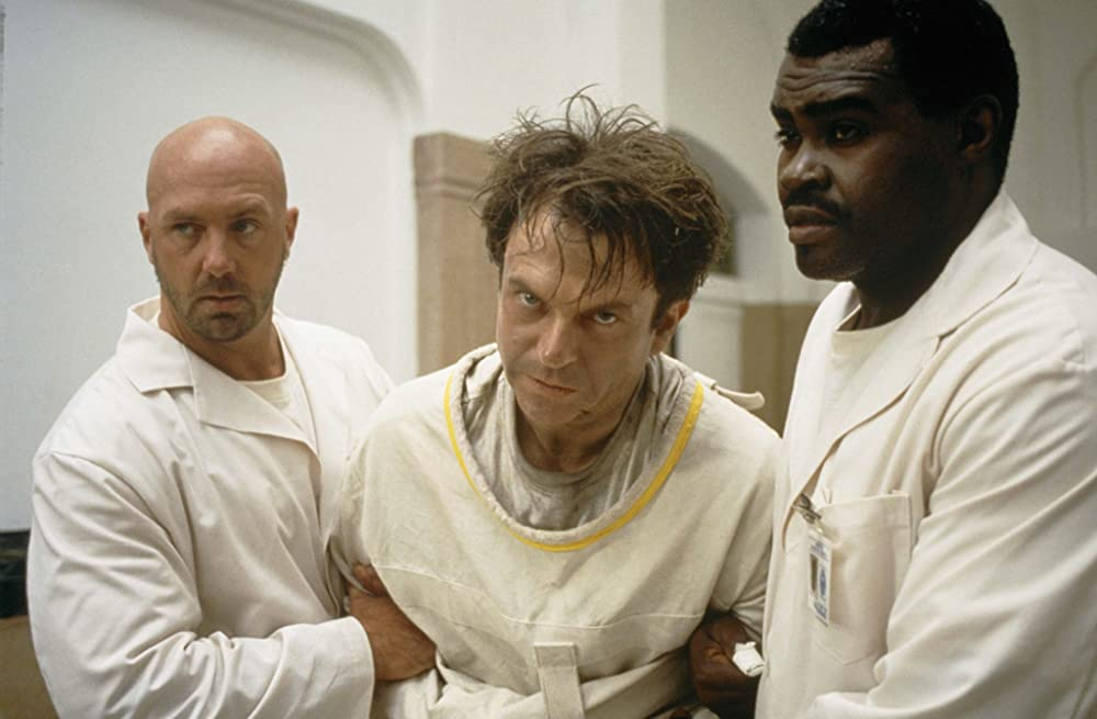 In the Mouth of Madness - Sam Neill