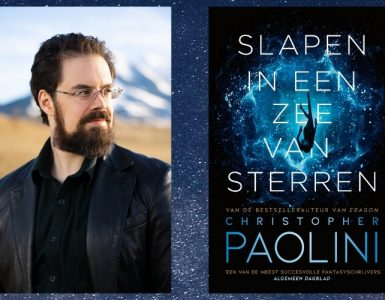 Interview with Christopher Paolini - Modern Myths NL