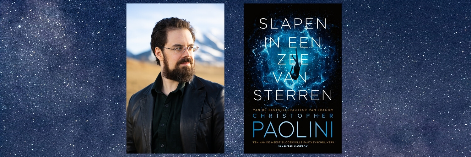 Interview met Christopher Paolini - Modern Myths