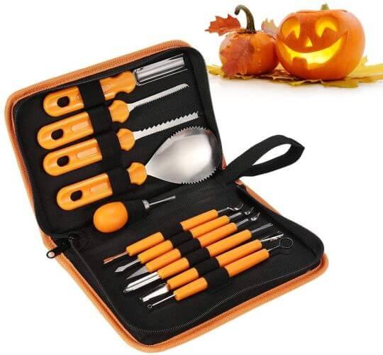 Jinoo Halloween pompoenset - Amazon.nl