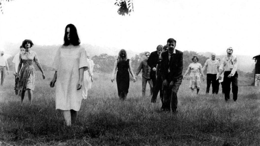Night of the Living Dead - 1968 George A. Romero