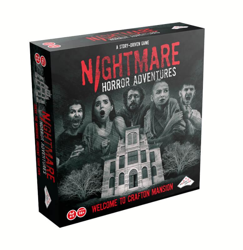 Nightmare Horror Adventures recensie - packshot