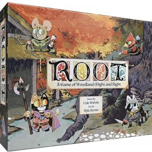Root bordspel - A Game of Woodland Might and Right - packshot