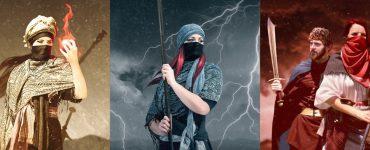 Sharani recensie - Modern Myths