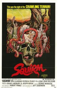 Squirm poster