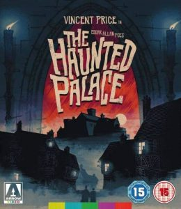 The Haunted Palace - poster