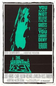The Haunting 1963 - poster