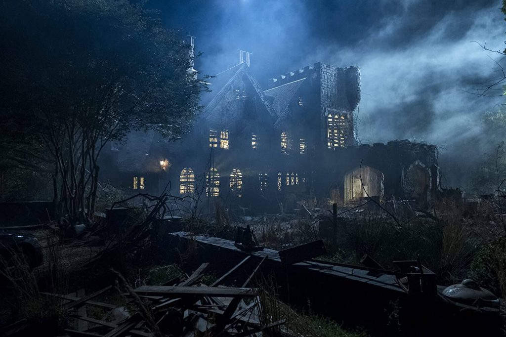 The Haunting of Hill House - het huis