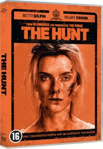 The Hunt recensie - dvd packshot