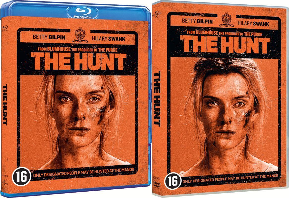 The Hunt winactie - prijzen