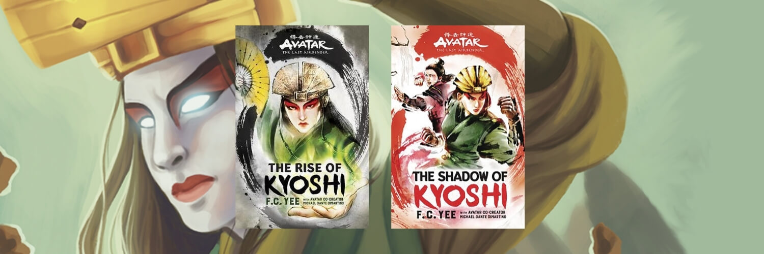 The Rise of Kyoshi en The Shadow of Kyoshi - Modern Myths
