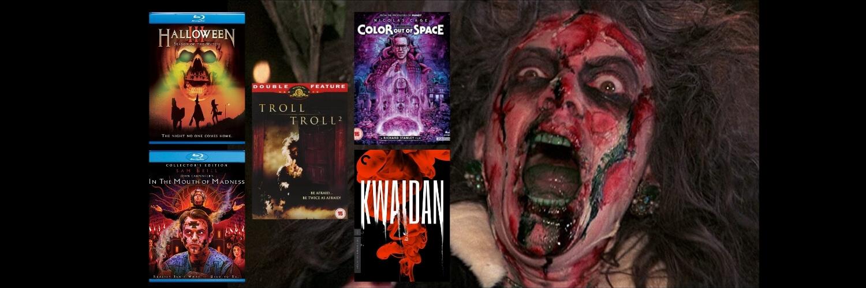 Top 5 Halloween filmtips - Modern Myths
