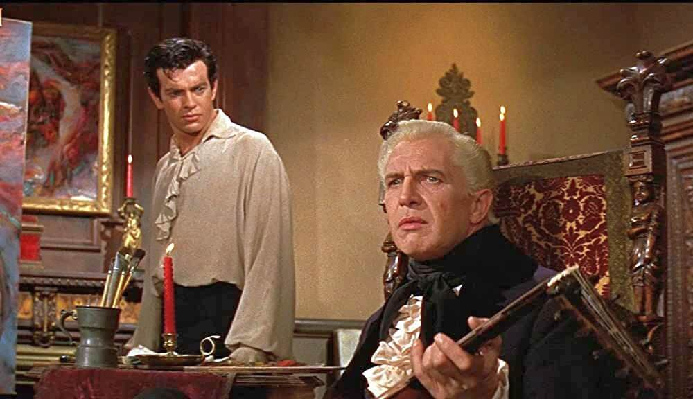 Top 5 Vincent Price horrorfilms - House of Usher