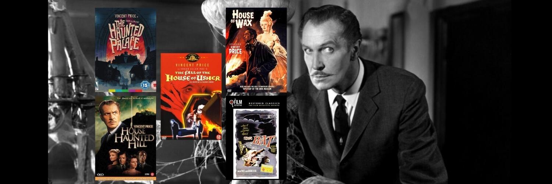 Top 5 Vincent Price horrorfilms - Modern Myths