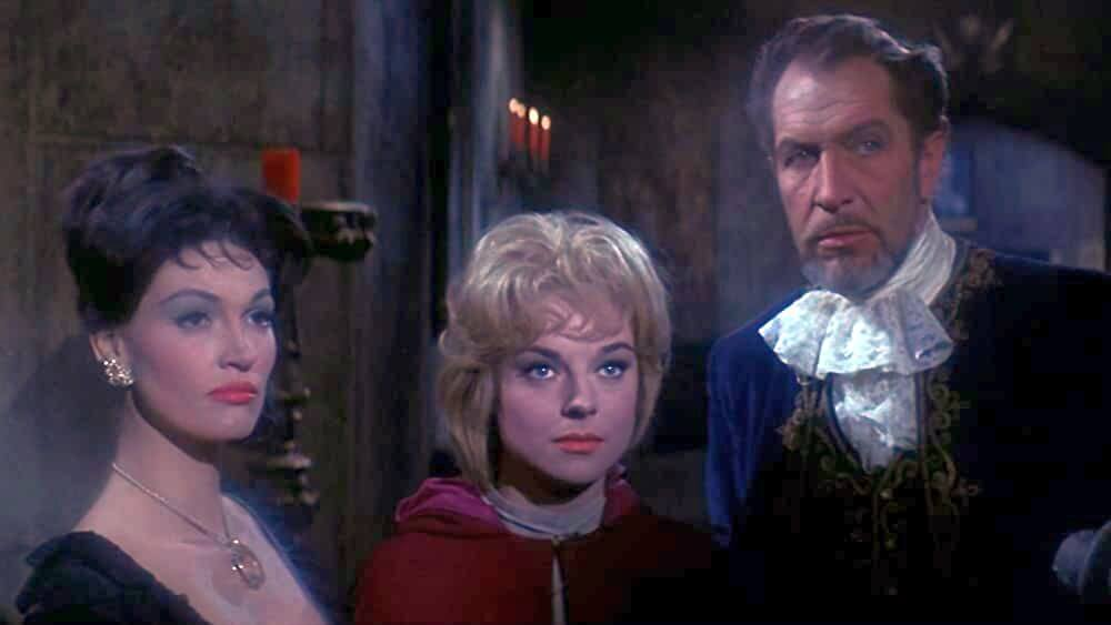 Top 5 Vincent Price horrorfilms - The Haunted Palace