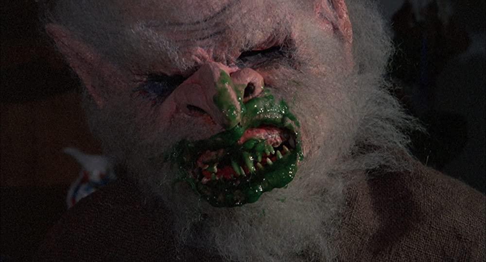 Top 5 Halloween filmtips - Troll 2 - Vegetarische troll