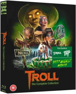 Top 5 Halloween filmtips - Troll the Complete Collection