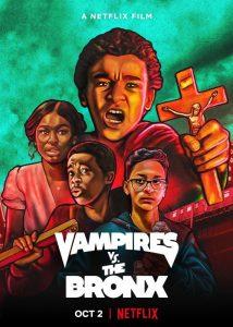 Vampires vs. the Bronx recensie - poster